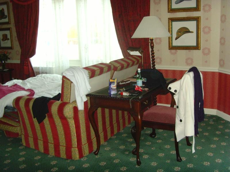 1er Séjour au DLH en Castle Club (30 et 31 octobre 2011) - Page 2 Snv33323