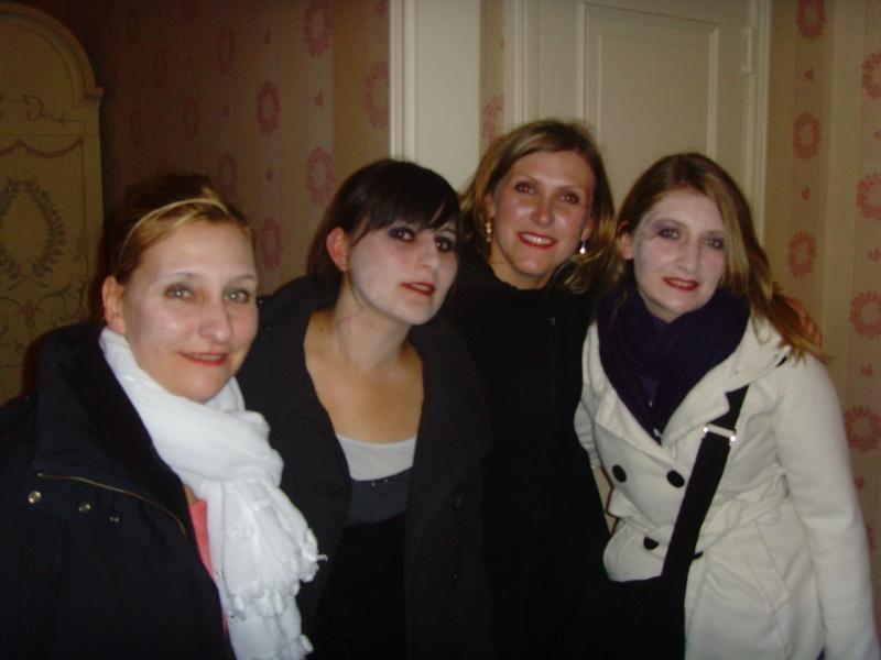 1er Séjour au DLH en Castle Club (30 et 31 octobre 2011) - Page 2 Snv33330