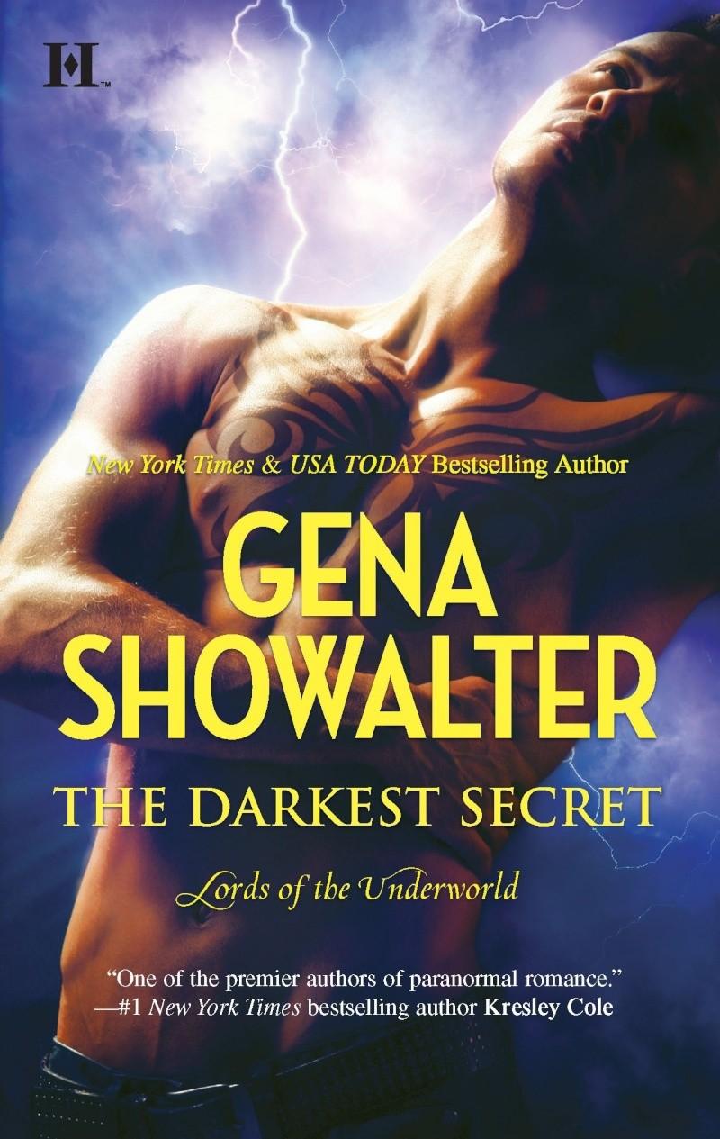 Les Seigneurs de l'ombre - Tome 7 : Le gardien du silence de Gena Showalter Secret10
