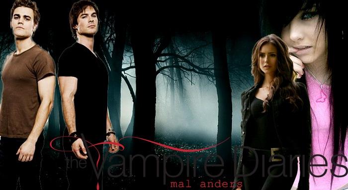Vampire Diaries mal anders