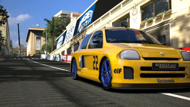 Personnalisation Clio Race Car 00 Cate_d11
