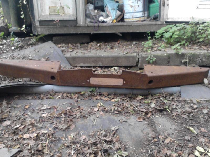 winch bumper for 90 P1610110