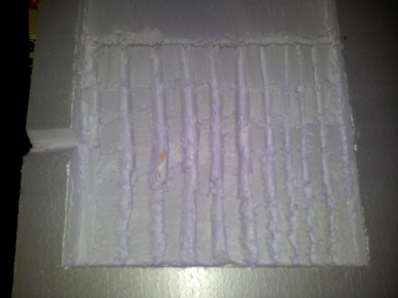 Astuce pour gardé la chaleur avec un cable ou tapis chauffant 2011-112