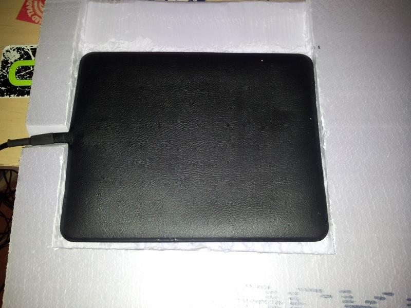 Astuce pour gardé la chaleur avec un cable ou tapis chauffant 2011-113