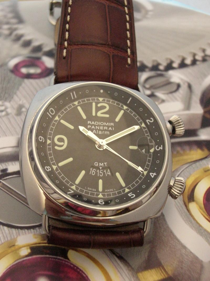 A la recherche d'une montre Réveil Cricket et vraie GMT 101nik10