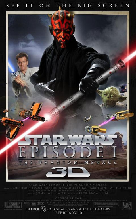 Star Wars : coffrets Blu-ray [Lucasfilm - 2011] - Page 9 Affich11