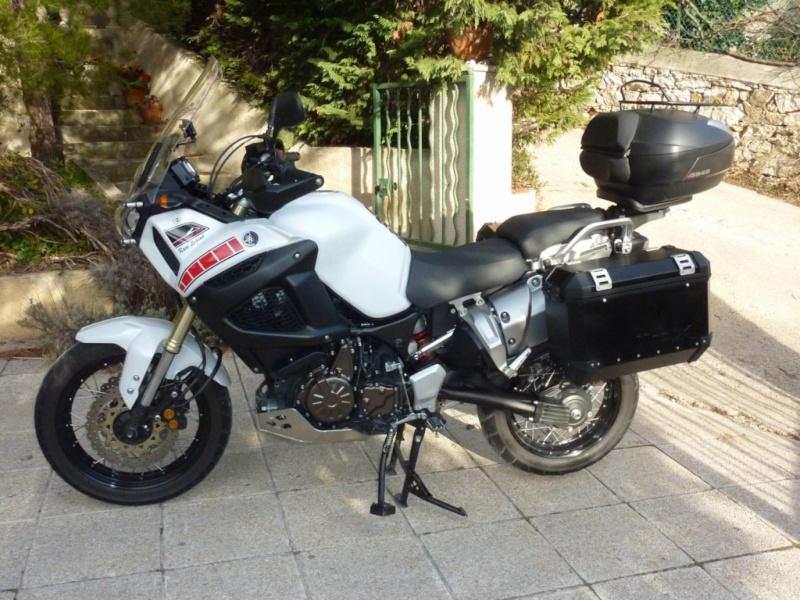 Bagagerie Alu SW Motech P1050316