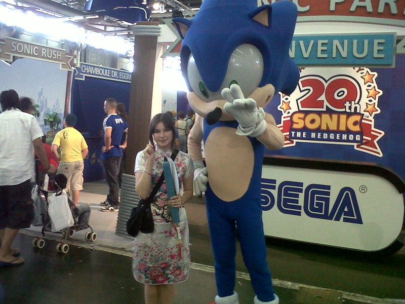 Cosplay Bloody !!! Sonic_10