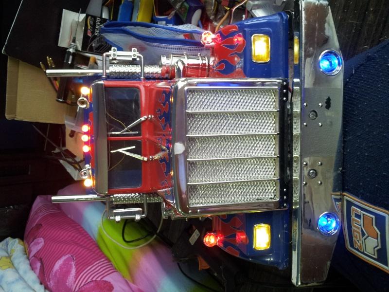Teck's Venom Creeper 6x6 - Optimus Prime Truck! 20120311