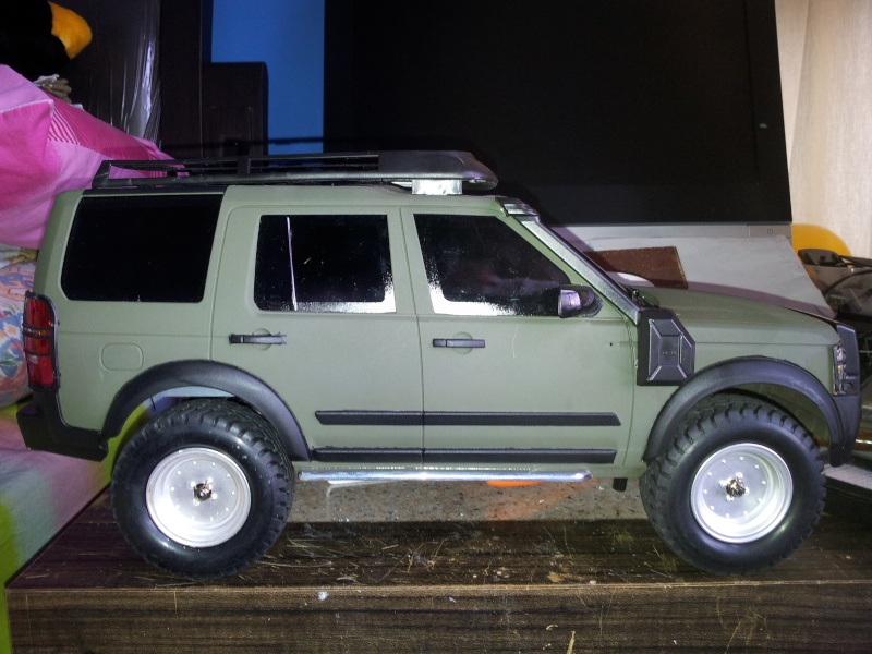 my lr3 shell - teck's Land Rover Discovery 3 20121111