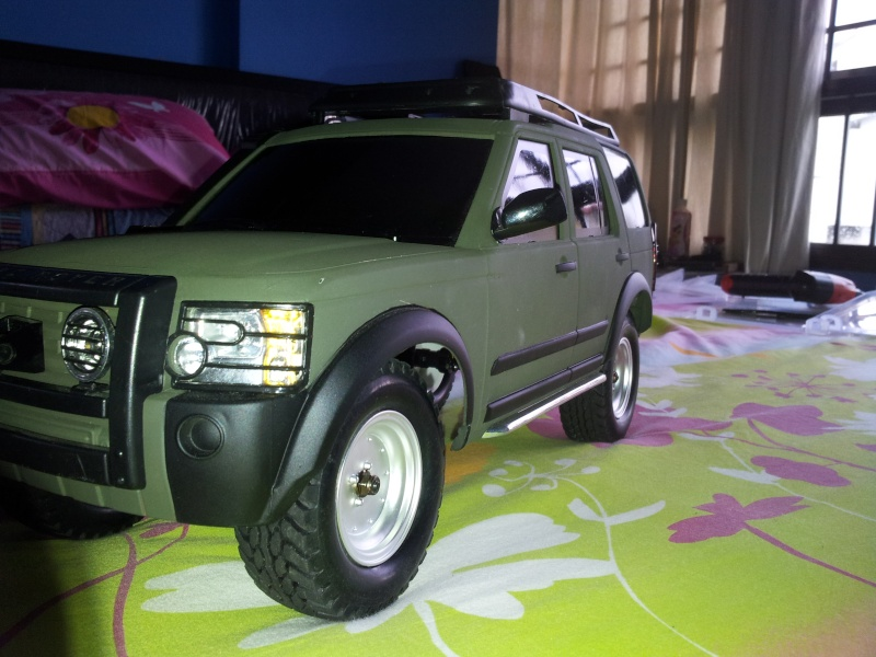 my lr3 shell - teck's Land Rover Discovery 3 20121112