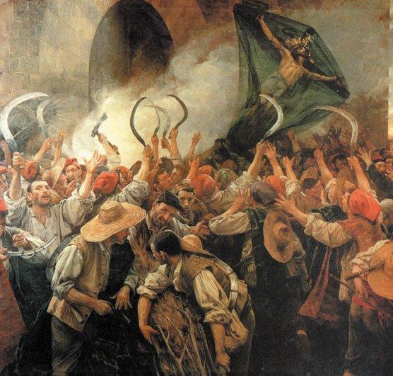 1640: Los segadores, héroes del nacionalismo catalán Corpus10