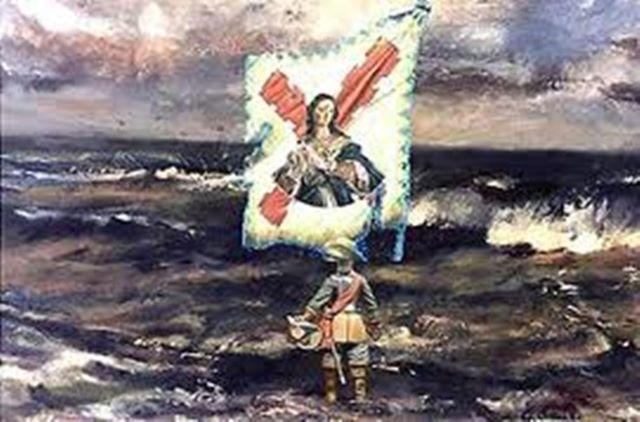 El milagro de Empel (1585) El_mil10