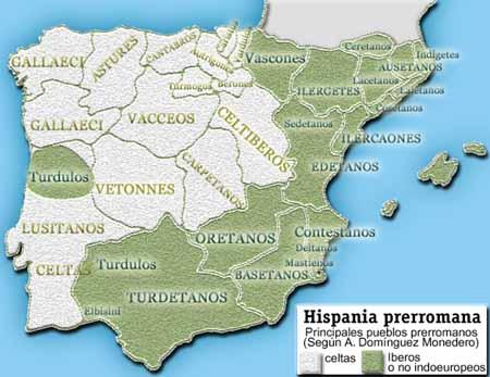 El misterioso origen de los vascos  Hispan10