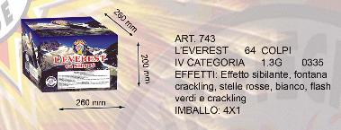 EVEREST 64 cp 2009-110
