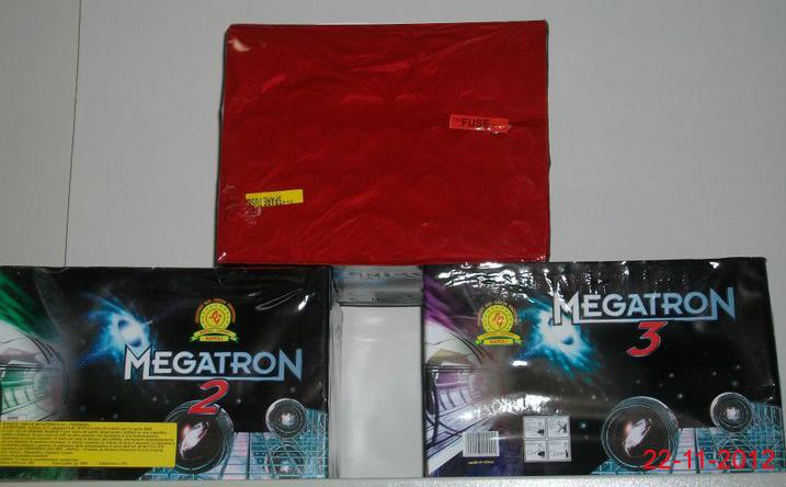 art. G992 Megatron Megatr12