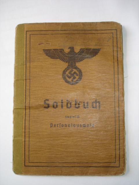 Soldbuch - Recherche a part 00210
