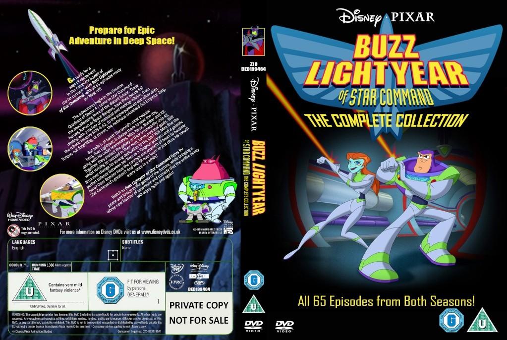 DVD Boxset Collec12