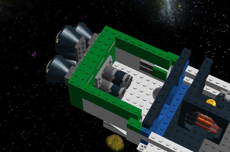 LEGO BLoSC Lddscr11