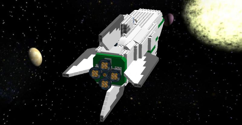 LEGO BLoSC Lddscr14