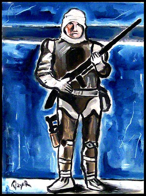 My new Dengar painting.... Dengar11