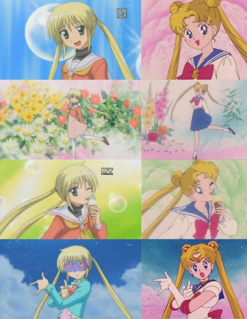Funny Sailor Moon Pictures! Hayate10