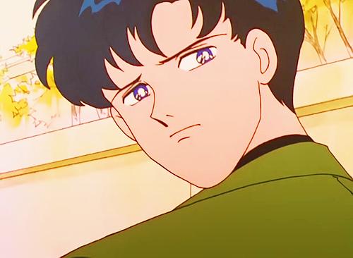 Mamoru's Gentle Eyes Tumblr11
