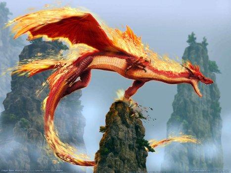 Dragão de fogo 7165dr10
