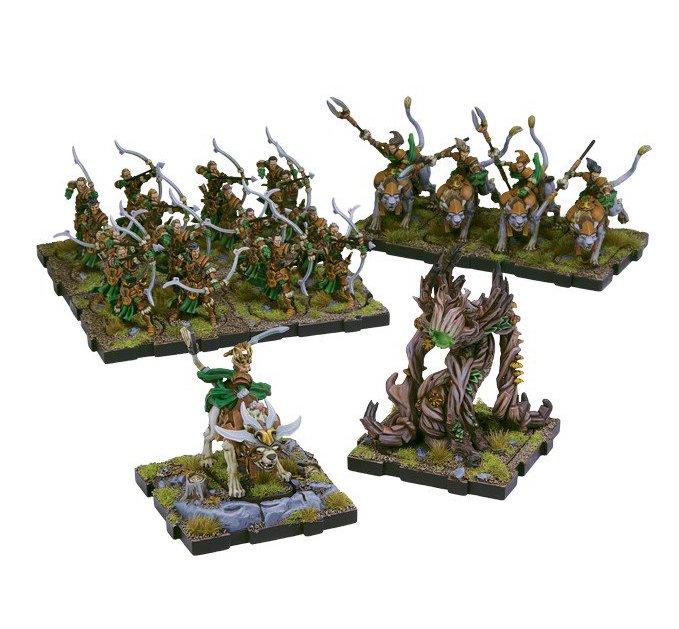 Vente armée Elfes Runewars Runewa13