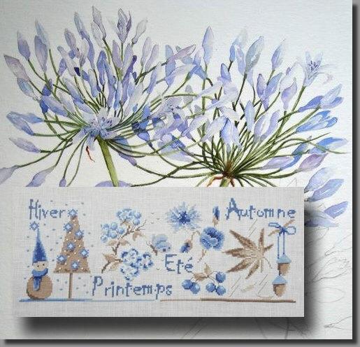 Rhapsodie in Blue- Martine Rigeade 4/10/2019 95211