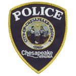 Class 57 Chesapeake Police