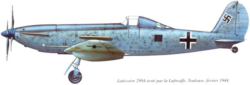 Latécoère 299A 21b110