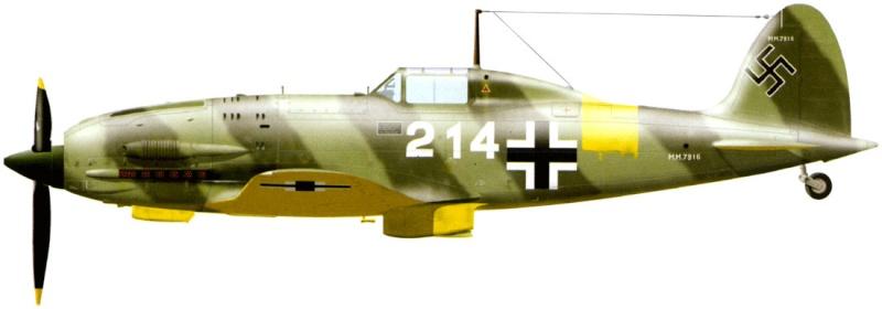 MC 202 German Luftwaffe 2_210