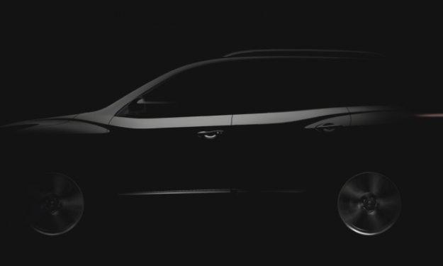 2012 - [Nissan] Pathfinder IV Nissan10