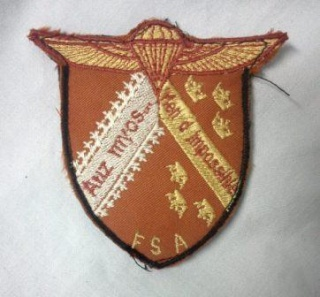 Can you ID Coalition patches from Afghanistan? Unkns10