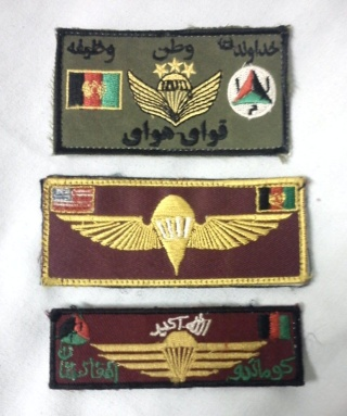 Afghan National Army Commando Patches - Page 3 Wings10