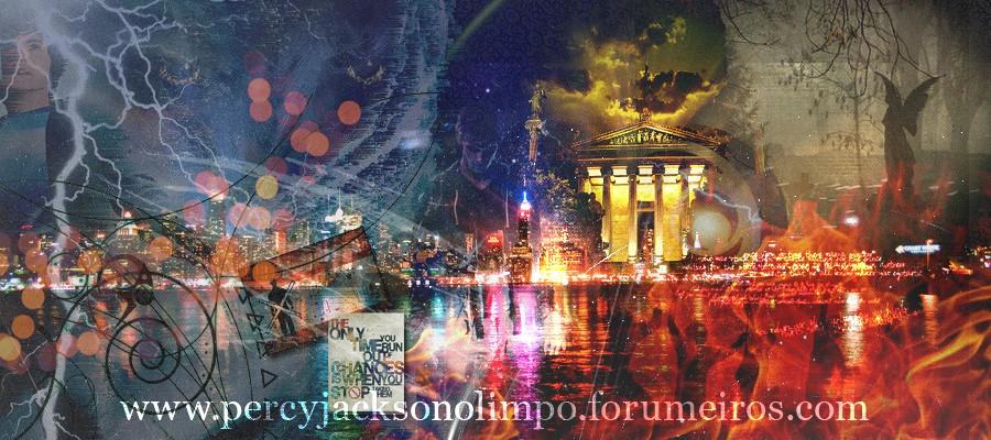 Percy Jackson Olimpo