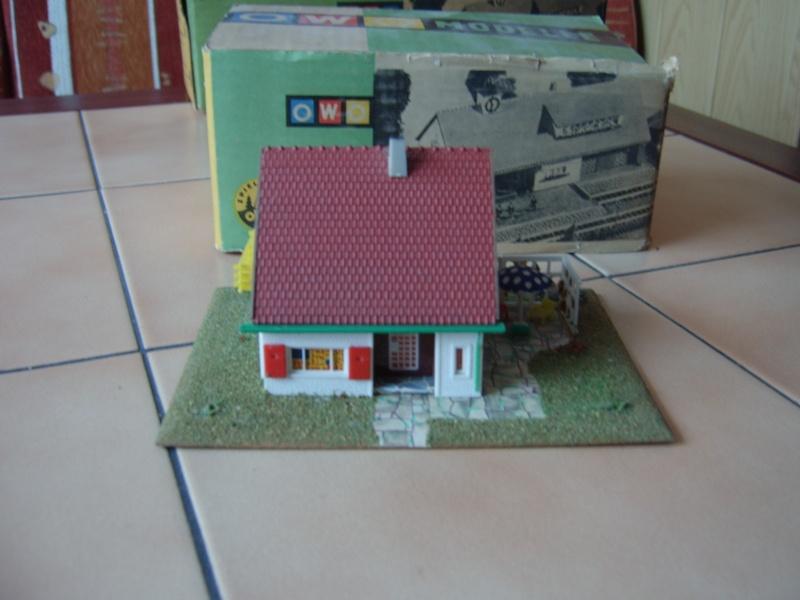 Modellgebäude aus DDR-Zeiten 00411