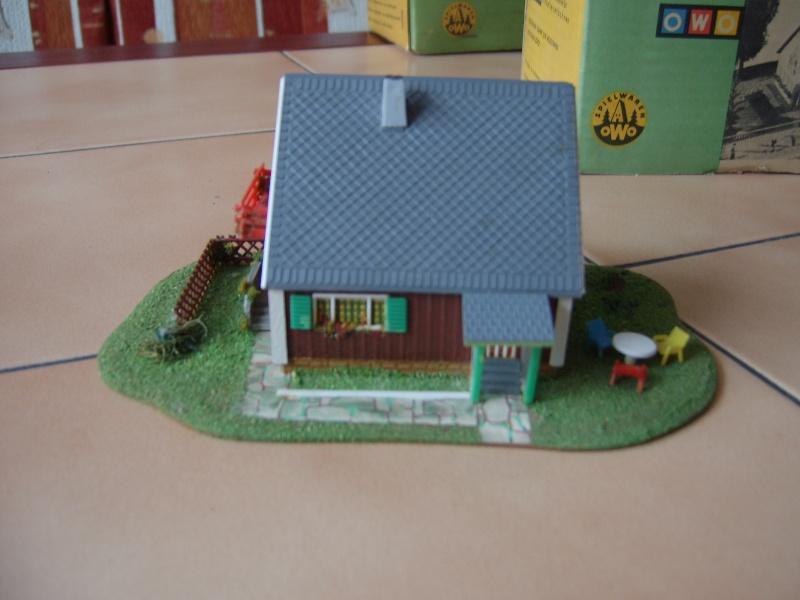 Modellgebäude aus DDR-Zeiten 00511