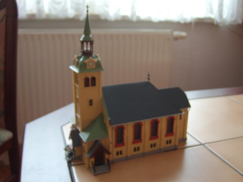 Modellgebäude aus DDR-Zeiten Sta60034