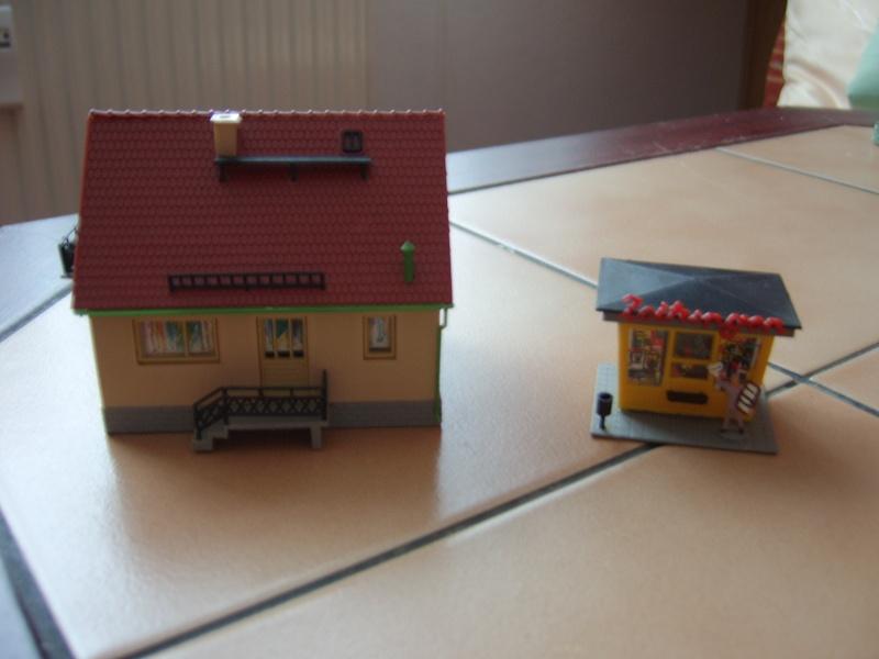 Modellgebäude aus DDR-Zeiten Sta60035