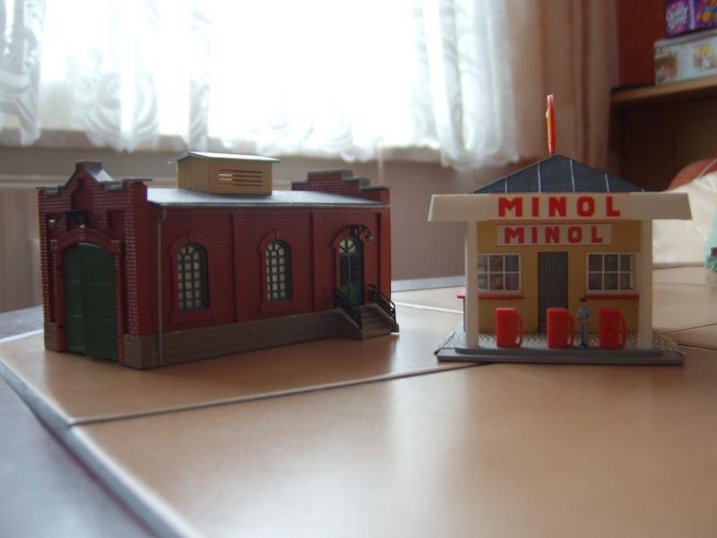Modellgebäude aus DDR-Zeiten Sta60036