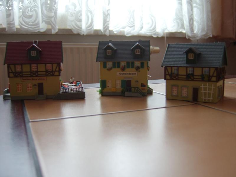 Modellgebäude aus DDR-Zeiten Sta60038