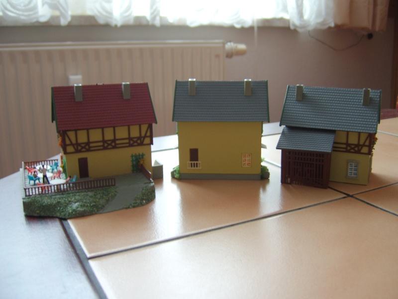Modellgebäude aus DDR-Zeiten Sta60039