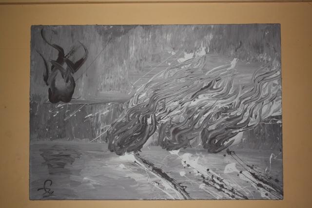 peinture bizzare (chanbre) Chanbr13