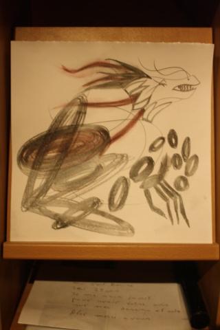 crayon de couleur Dessin24