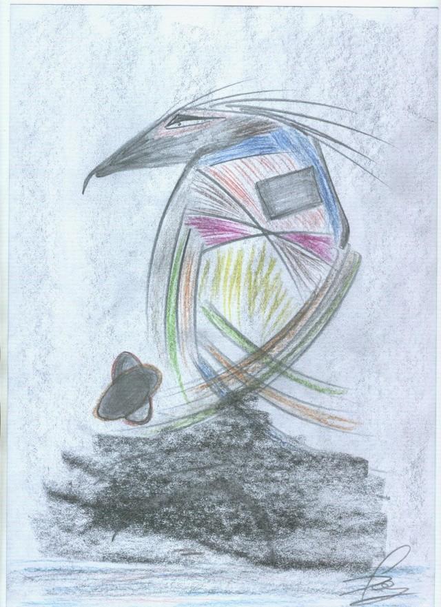 crayon de couleur Dessin48