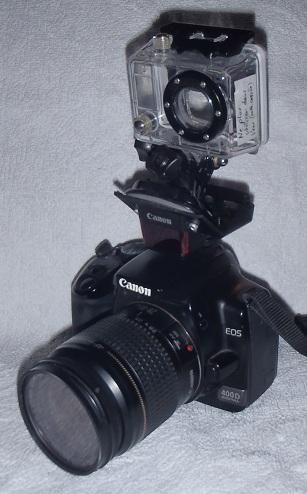 Filmez avec deux angles différents (Mon Kit Double EYE) Pc020014