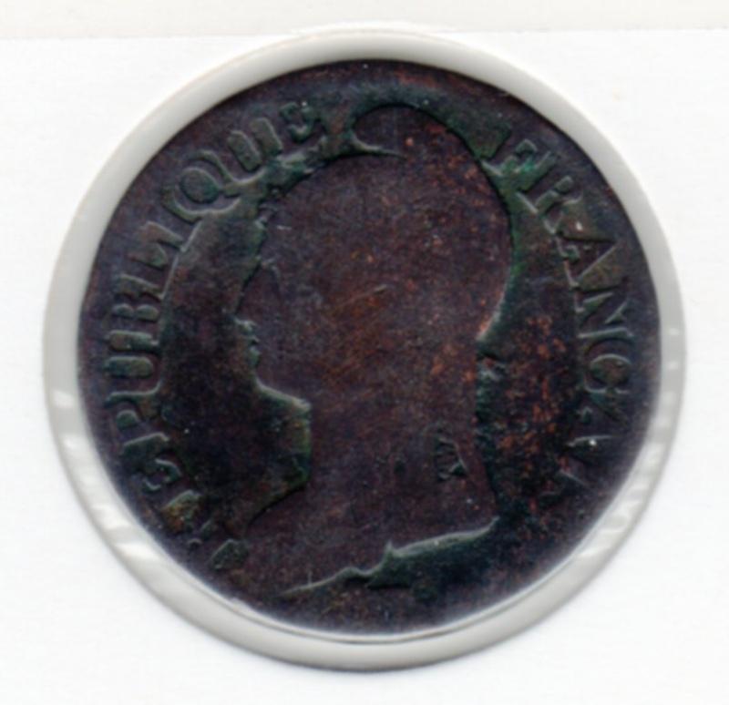 cinq centimes / double cédille 179210