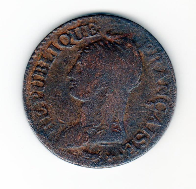 cinq centimes / double cédille An_8_a11